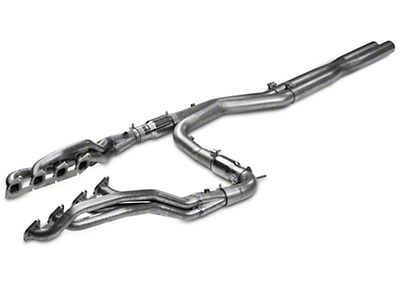 Stainless Works 1-7/8 in. Headers w/ Catted X-Pipe - Performance Connect (11-14 6.2L Raptor SuperCrew)