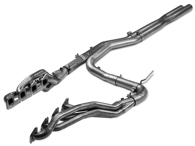 Stainless Works 1-7/8 in. Headers w/ Off-Road X-Pipe - Performance Connect (11-14 6.2L Raptor SuperCrew)