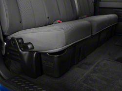Underseat Storage; Black (09-14 F-150 SuperCab)