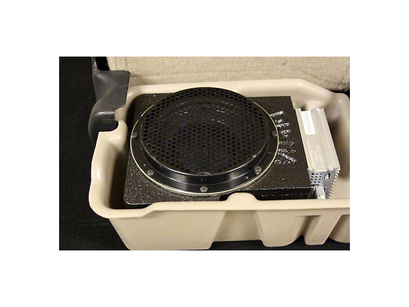 Alterum Replacement Subwoofer Box (09-14 SuperCab)