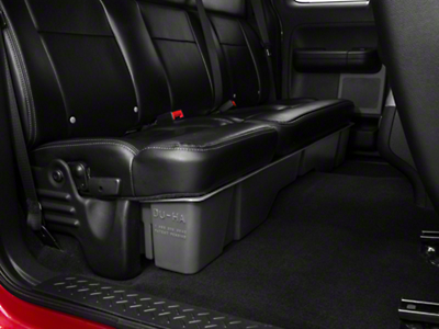 Underseat Storage - Dark Gray (04-08 F-150 SuperCab, SuperCrew)