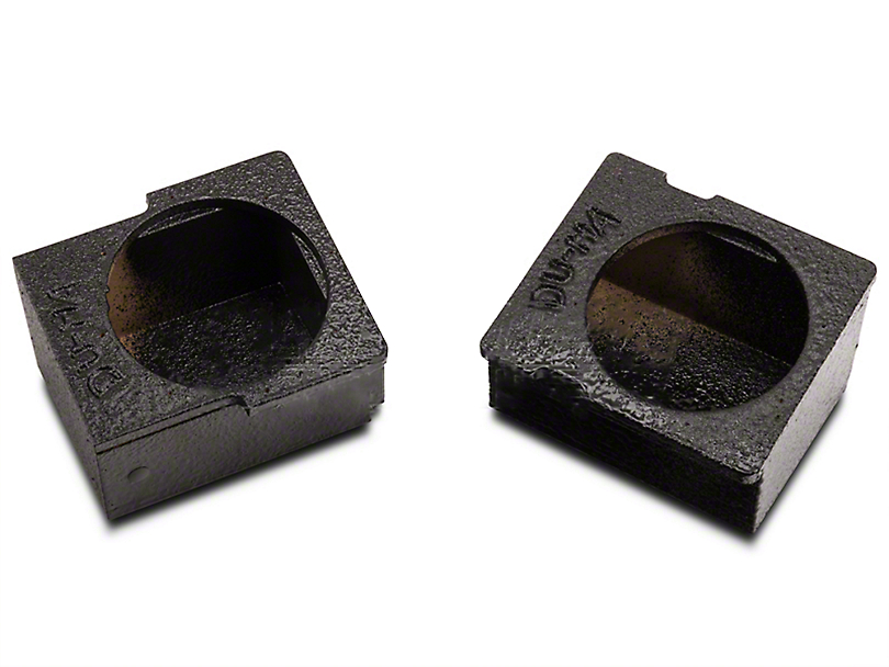 Replacement Subwoofer Box (04-08 F-150 SuperCab, SuperCrew)