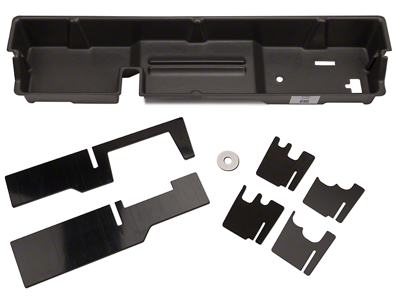 Underseat Storage - Dark Gray (00-03 SuperCab)