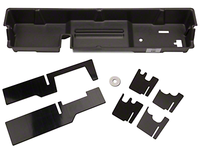 Underseat Storage - Dark Gray (00-03 F-150 SuperCab)