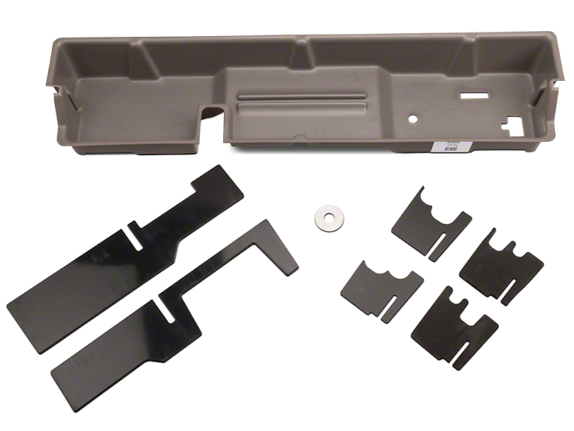 Underseat Storage - Light Gray (00-03 SuperCab)