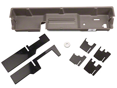 Underseat Storage - Light Gray (00-03 F-150 SuperCab)