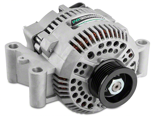 PA Performance Alternator - 120 Amp (97-01 4.2L)
