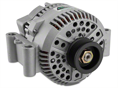 PA Performance High Output Alternator - 200 Amp (97-03 4.2L)