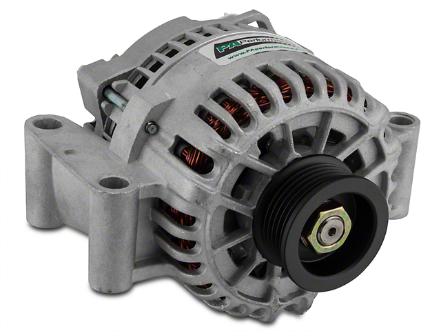 PA Performance 130 Amp Alternator (05-08 4.2L F-150)