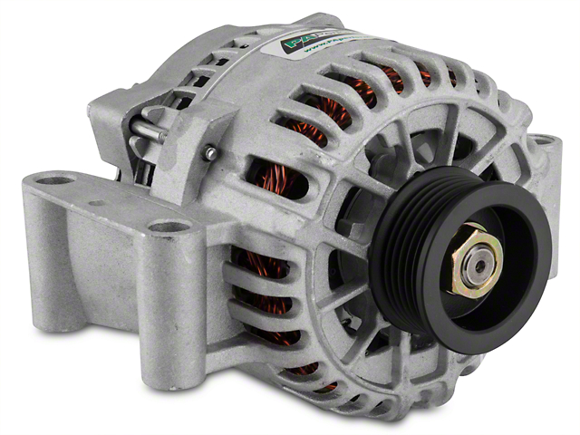 PA Performance High Output Alternator - 170 Amp (05-08 4.2L F-150)
