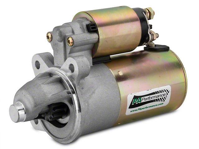 PA Performance High Output Starter (97-98 4.6L, 5.4L F-150)