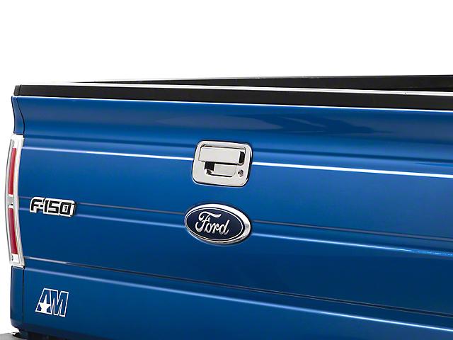 SpeedForm Chrome Tailgate Handle Assembly w/o Camera Hole (04-14 All)