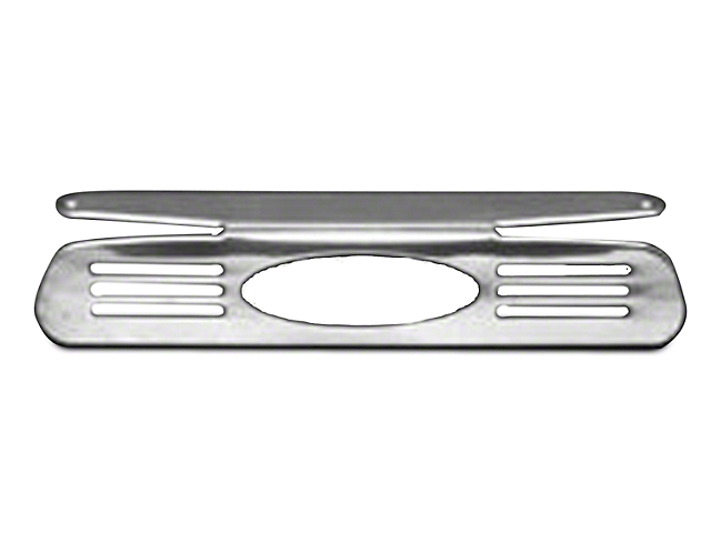 SpeedForm Oval Third Brake Light Cover - Polished (04-08 F-150)