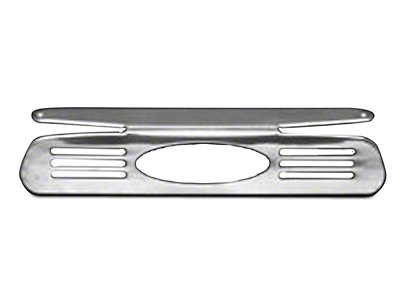 SpeedForm Oval Third Brake Light Cover - Polished (04-08 All)