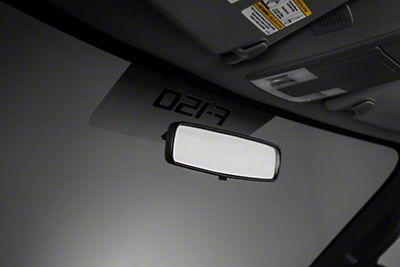 CIPA Day/Night Rearview Mirror - 12 in. (97-14 F-150)