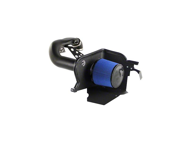 AFE Magnum FORCE Stage 2 Cold Air Intake w/ Pro 5R Oiled Filter - Black (04-08 5.4L F-150)