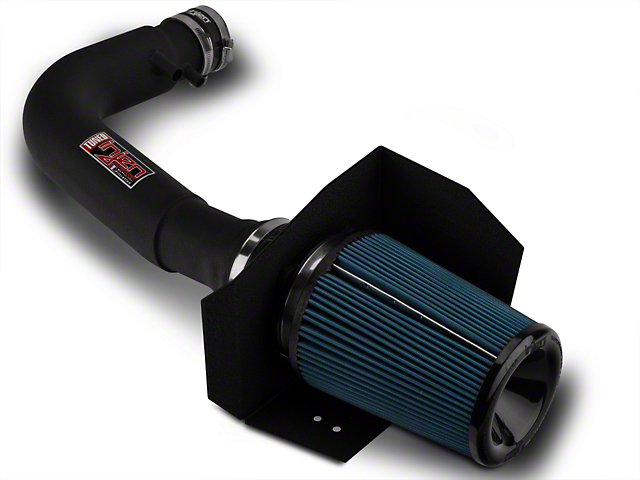 Injen Power-Flow Cold Air Intake - Wrinkle Black (97-03 5.4L F-150)
