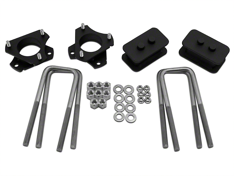 Traxda 2.75 in. Front / 1 in. Rear Lift Kit (04-08 2WD/4WD F-150)
