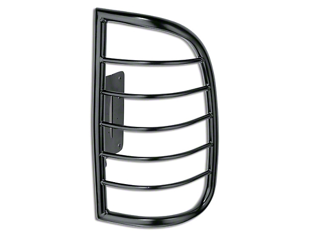 Westin Sportsman Tail Light Guard - Black (04-08 Styleside)