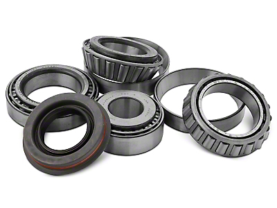 Motive 9.75 in. Rear Differential Bearing Kit w/ Timken Bearings (Late 99-10 F-150)