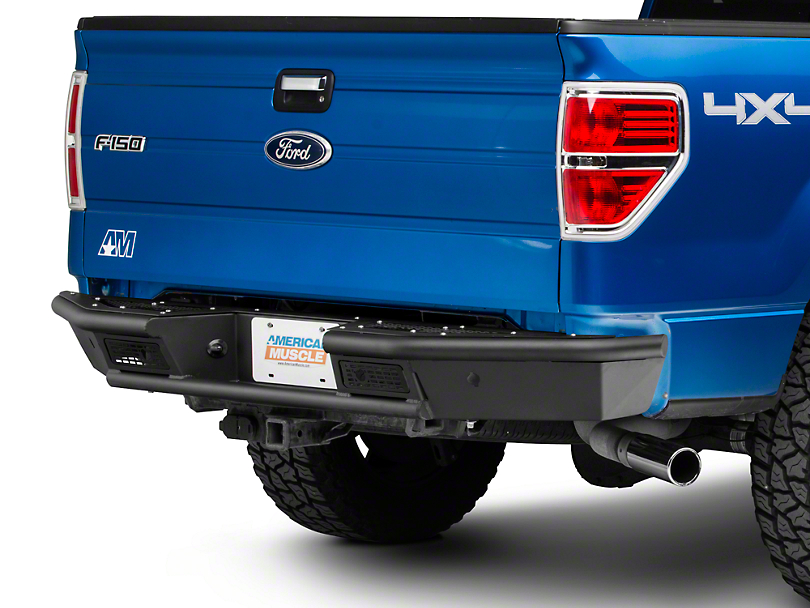 Addictive Desert Designs Stealth Fighter Rear Bumper (09-14 All)