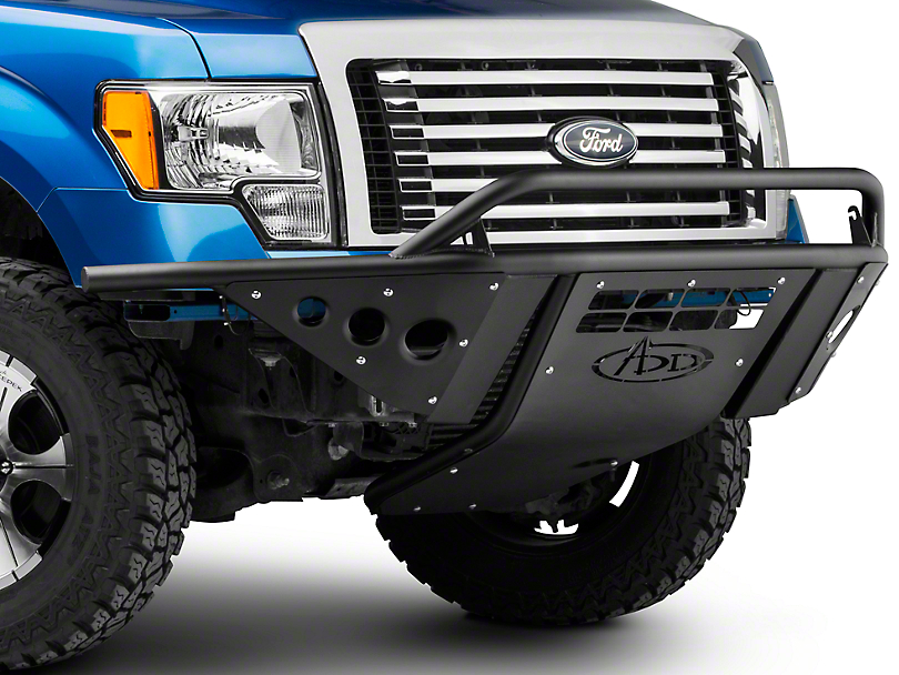 Addictive Desert Designs Stealth Front Bumper (09-14 All, Excluding EcoBoost & Raptor)