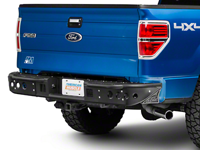 Addictive Desert Designs Venom Rear Bumper (09-14 All)