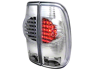 Axial Chrome LED Tail Lights (97-03 Styleside Regular Cab, SuperCab)