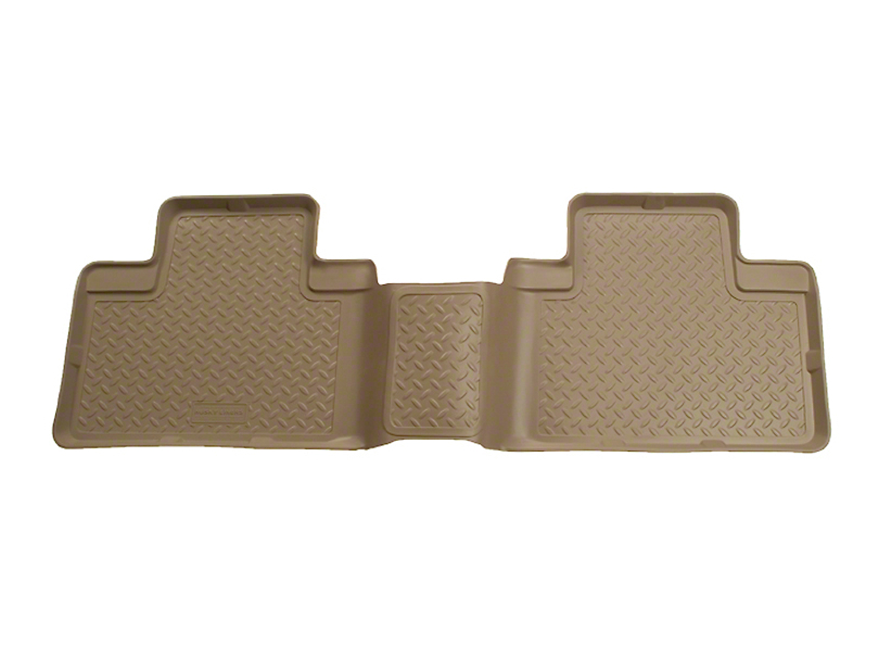 Husky Classic 2nd Seat Floor Liner - Tan (00-03 F-150 SuperCab, SuperCrew)