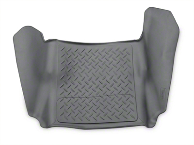 Husky WeatherBeater Center Hump Floor Liner - Gray (09-14 All)
