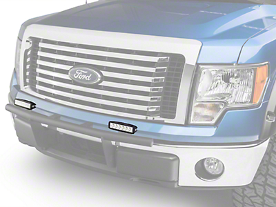 ACI Off-Road 18w LED Light Bar - 90 Degree Flood Beam (97-18 F-150)
