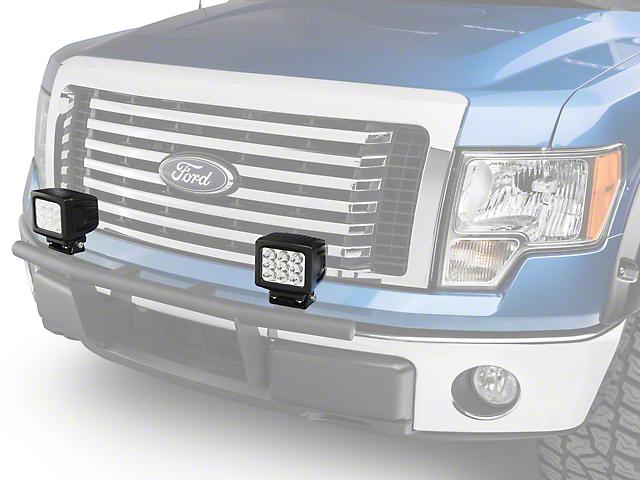 ACI Off-Road 90w Rectangle LED Light - 10 Degree Spot Beam (97-17 All)