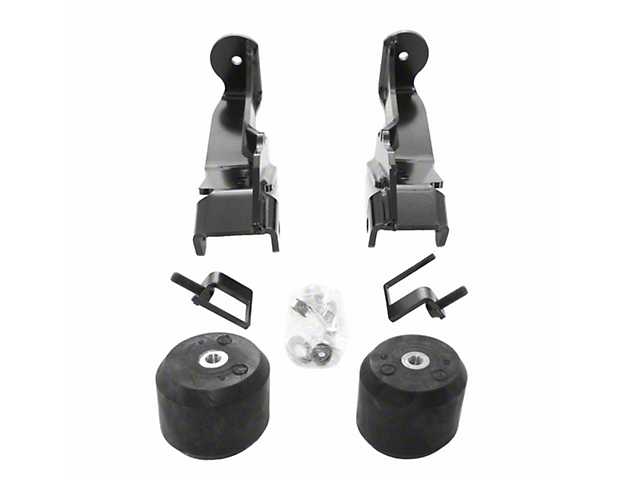Timbren Suspension Enhancement System - Front (04-08 2WD; 04-14 4WD, Excluding Raptor)