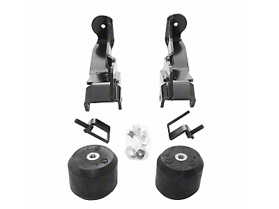 Timbren Suspension Enhancement System - Front (04-08 2WD F-150; 04-14 4WD F-150, Excluding Raptor)