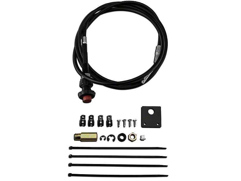 Alloy USA Differential Cable Lock Kit (97-03 4WD F-150)