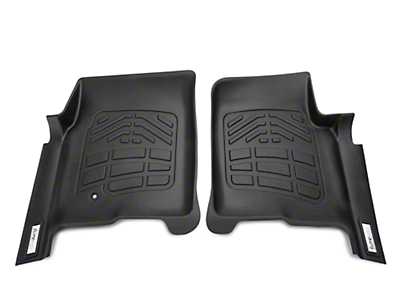 Wade Sure-Fit Floor Mats - Black (04-08 F-150)