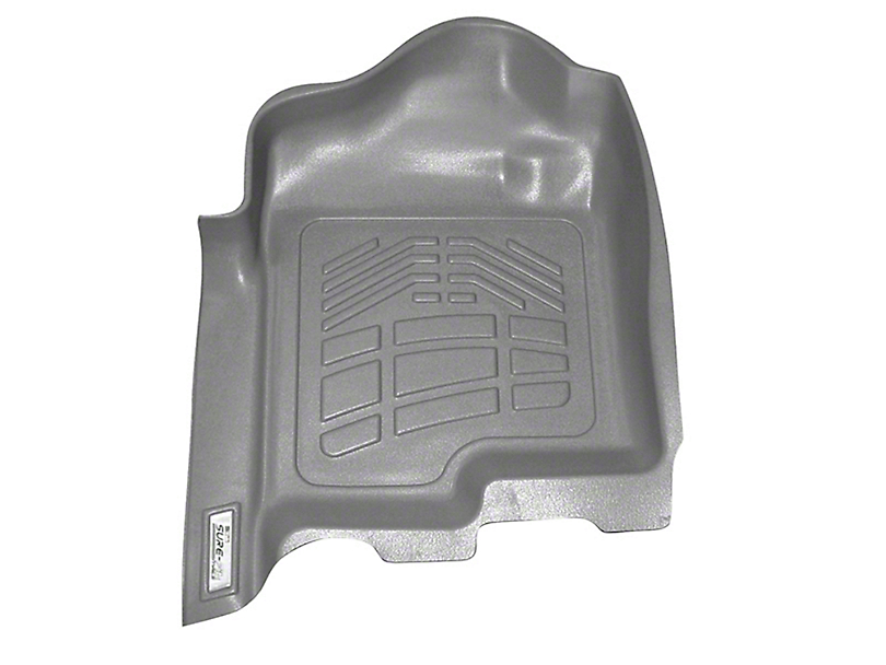 Wade Sure-Fit Front Floor Mats - Gray (09-14 All)