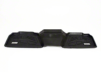 Wade Sure-Fit 2nd Row Floor Mat - Black (04-08 SuperCab)