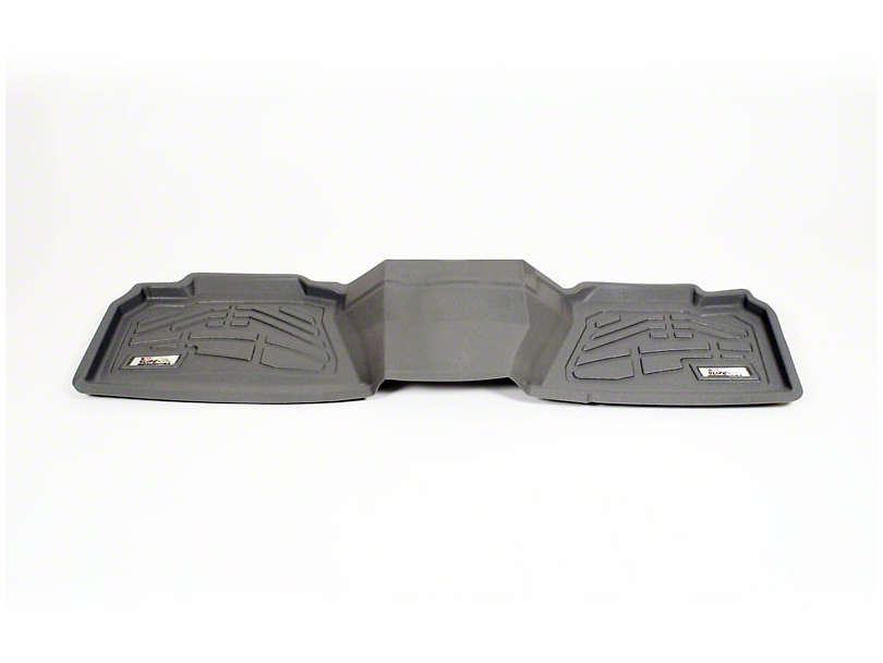 Wade Sure-Fit 2nd Row Floor Mat - Gray (04-08 SuperCab)