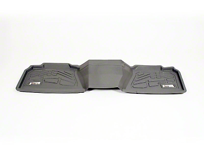 Wade Sure-Fit 2nd Row Floor Mat - Gray (04-08 F-150 SuperCab)