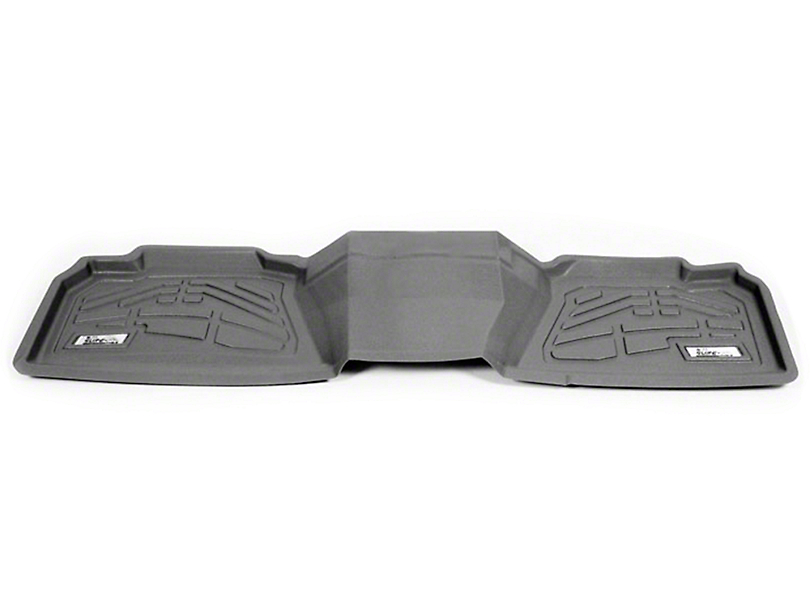 Wade Sure-Fit 2nd Row Floor Mat - Gray (09-14 SuperCab, SuperCrew)