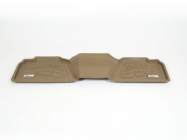 Wade Sure-Fit 2nd Row Floor Mat - Tan (04-08 SuperCab)