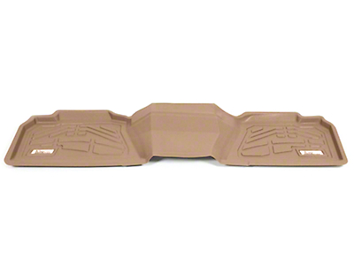 Wade Sure-Fit 2nd Row Floor Mat - Tan (09-14 SuperCab, SuperCrew)