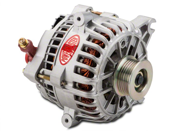 Super How To Install Powermaster Alternator 200 Amp On Your F 150 Wiring 101 Archstreekradiomeanderfmnl