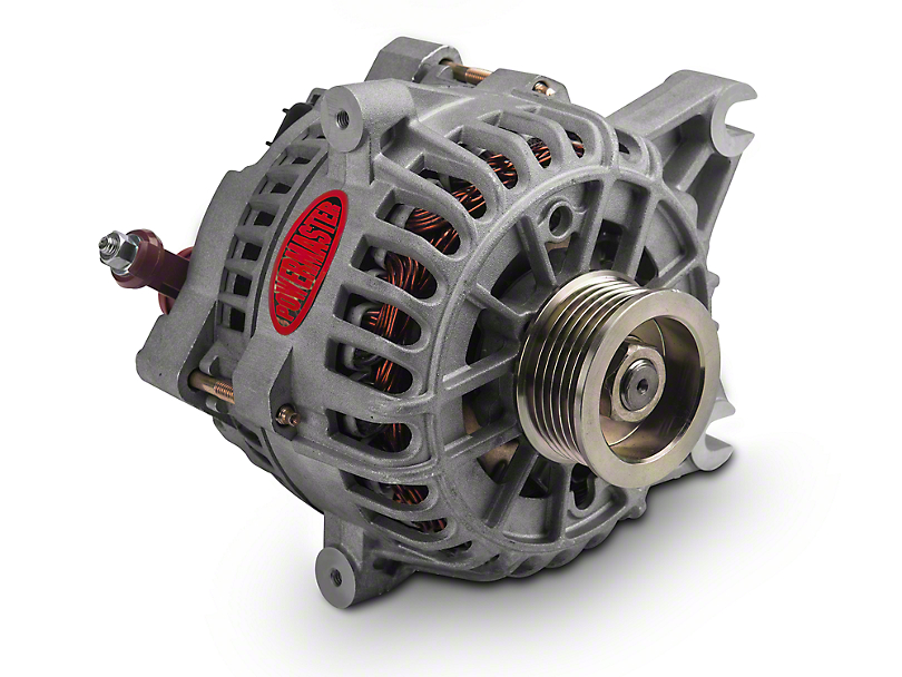 Powermaster Alternator - 140 Amp (04-08 4.6L, 5.4L)
