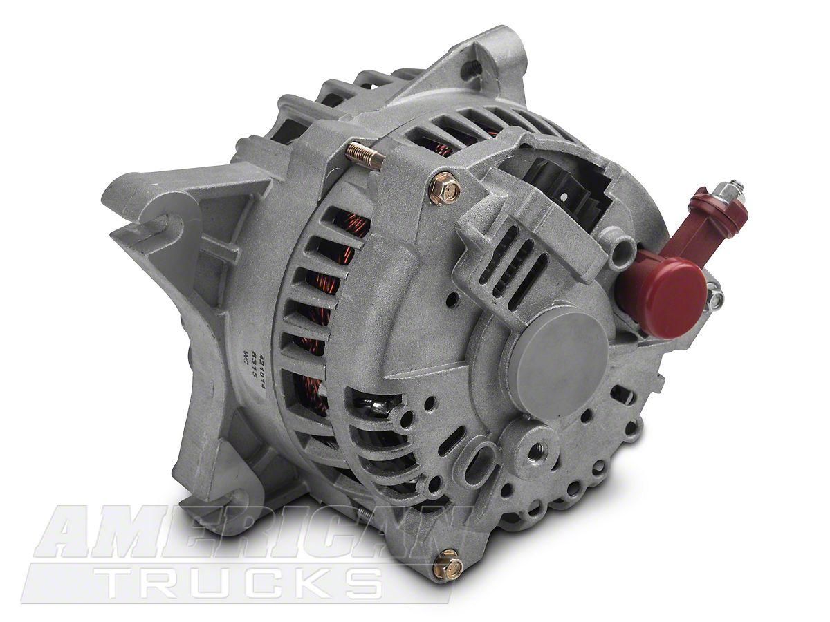 Powermaster Alternator - 140 Amp (04-08 4 6L, 5 4L F-150)