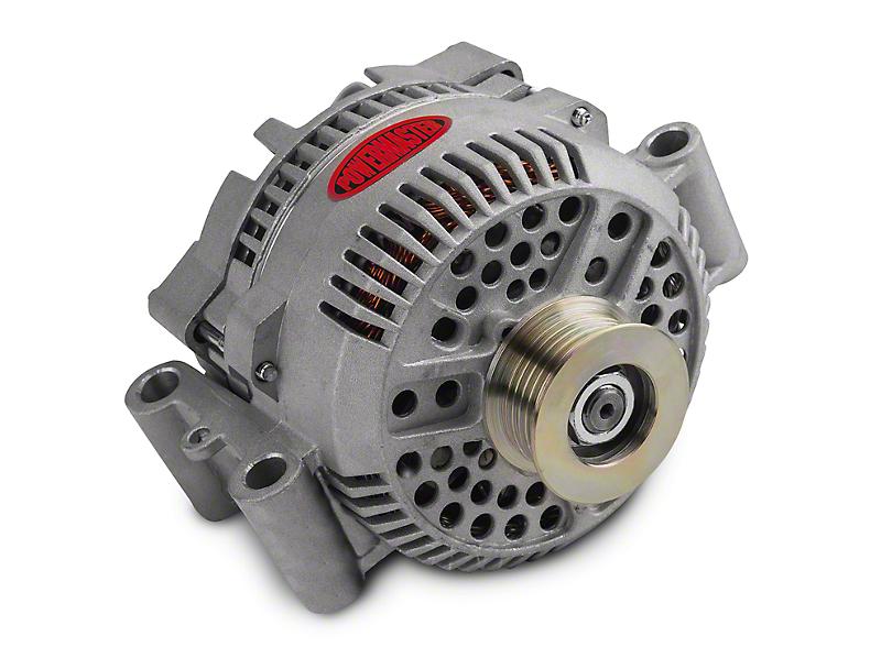Powermaster Alternator - 140 Amp (97-03 All, Excluding Lightning & 02-03 Harley Davidson)