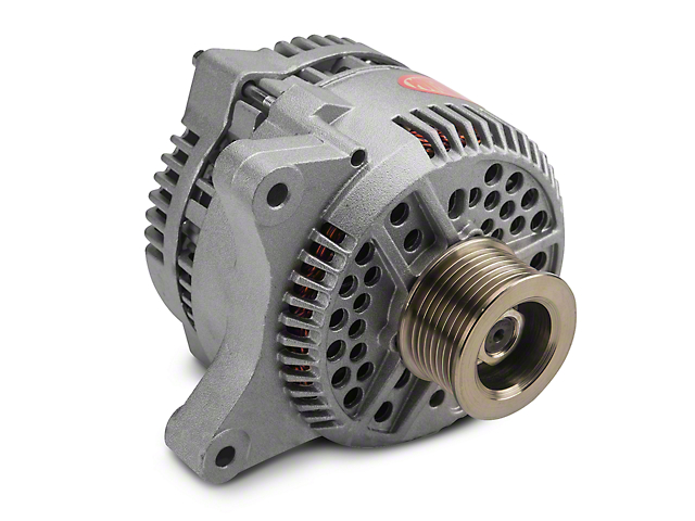 Powermaster Alternator - 200 Amp (97-03 All, Excluding Lightning & 02-03 Harley Davidson)