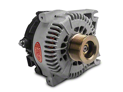 Powermaster Alternator - 140 Amp (99-03 Lightning; 02-03 Harley Davidson)