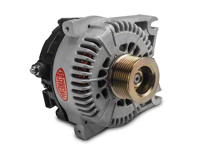 Powermaster Alternator - 200 Amp (99-03 Lightning; 02-03 Harley Davidson)